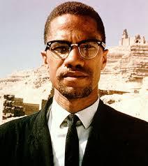 el análisis grafológico de Malcolm X es meditado