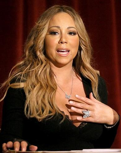 El análisis grafológico de Mariah Carey es imprudente.