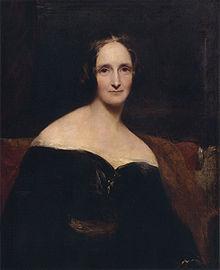 el análisis grafológico de Mary Shelley es culto