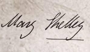El análisis grafológico de Mary Shelley es valiente