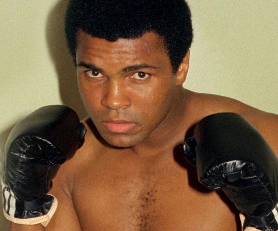 El análisis grafológico de Muhammad Ali es altivo