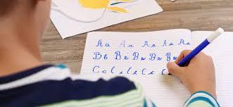 La importancia de la caligrafía es vital