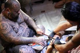 La breve historia del tatuaje sorprende.