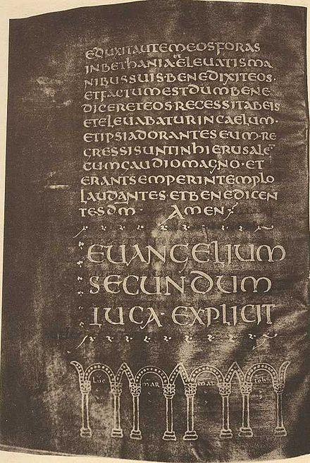 La paleografía y su importancia étnica.