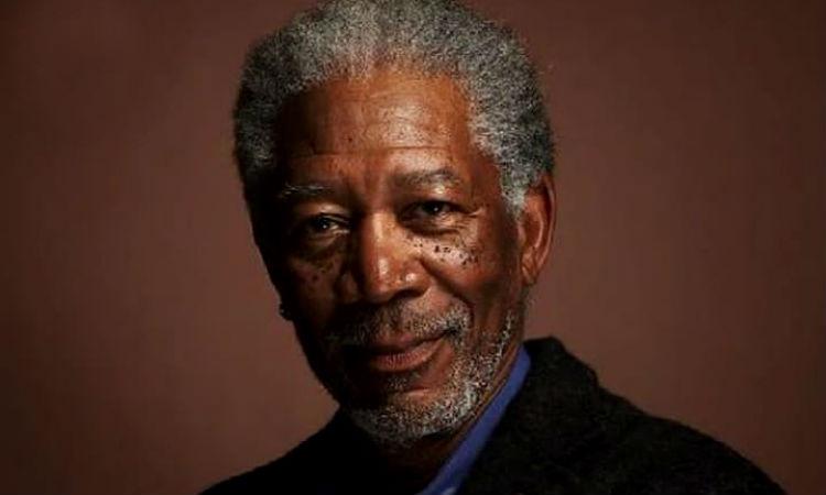 El análisis grafológico de Morgan Freeman es locuaz.