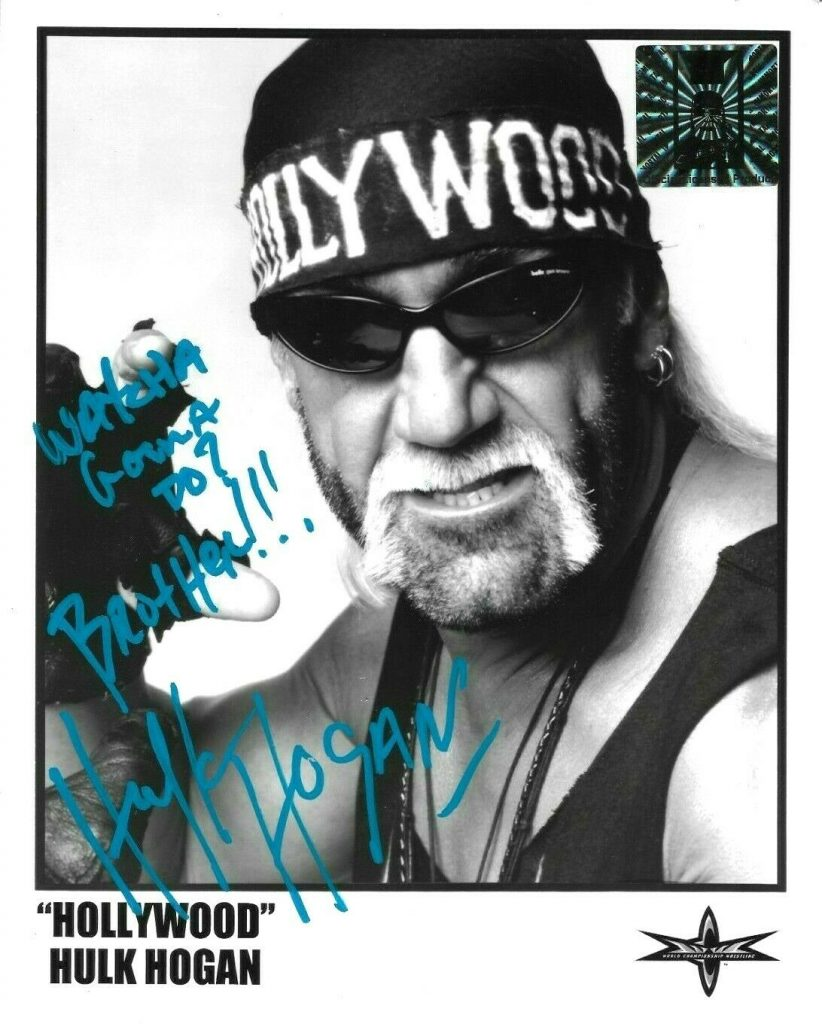 El análisis grafológico de Hulk Hogan es brutal